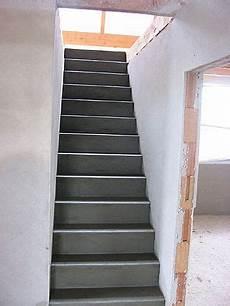 Stuwe Betontreppe Treppen Rohbau