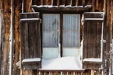 Kostenloses Foto Fenster Winter Schnee Winterlich