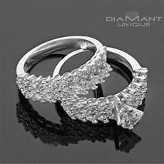 bague mariage solitaire alliance 810 chez diamant unique 224 f 232 s