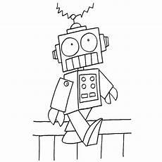 Ausmalbilder Coole Roboter Leuk Voor Kleurplaat Robotsforkids Robot Quilt