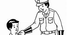 Gambar Kartun Lucu Polisi Terbaru Top Gambar