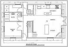 24x40 house plans 960 sqft b