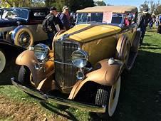 1932 Nash Advanced Eight 4 Door Convertible CCCA