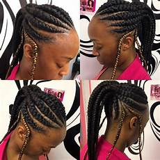 Different Braid Styles American