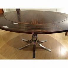 Originale Table Ronde Extensible Dyrlund Quot Flip Flap Quot En