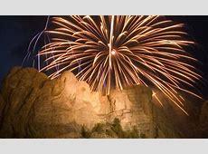 mount rushmore july 4 fireworks