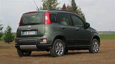 Essai Vid 233 O Fiat Panda 4x4 Mais Costaud