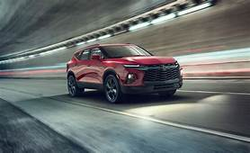 2019 Chevrolet Blazer Revealed – Info And Pricing On The