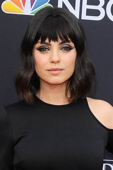 28 long bob with bangs hairstyles for 2019