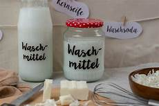 Waschmittel Selbst Machen - waschmittel selbst herstellen einfach preiswert