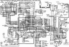 2003 Harley Dyna Wiring Diagram by Harley Softail Wiring Diagram Wiring Schematic Diagram