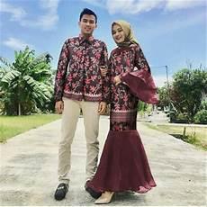 Baju Muslim Cauple Batik Silk jual baju batik muslim wanita terbaru di lapak