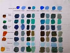 by sleeping giantess quot teal togetherness quot mixing paint colors paint color chart color
