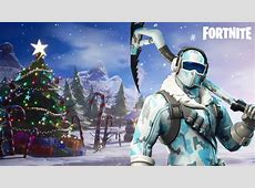 Fortnite: Multiple v6.31 leaks appear to confirm a snow