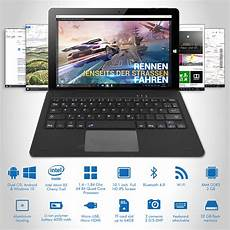 ninetec ultratab 10 pro 2in1 convertible 10 zoll tablet pc