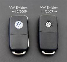 vw touran batterie wechseln vw seat skoda remote flip key cover skin shell