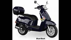kymco like 50 2t blue 49cc scooter