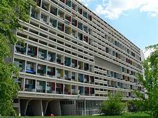 File Unit 233 D Habitation Typ Berlin Corbusier Haus