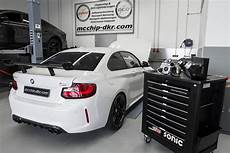 mcchip dkr s stage 3 power kit sounds impressive the bmw m2 automotorblog
