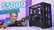 5000 gaming pc build 2019 my new 4k killer