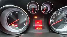 vauxhall opel after service reset code 82