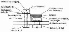 einfaches bandpa 223 filter f 252 r das 70 cm band