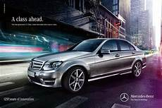 Mercedes Launches New Ad Caign For 2012 C Class