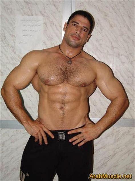 Naked Iranian Men