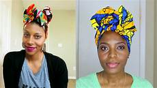 Easy Turban Wrap Tutorial Veepeejay
