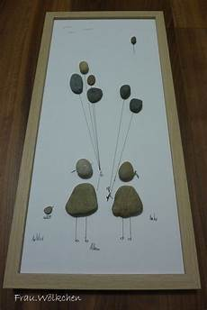 Steinbild Stones Steinbilder Basteln Mit