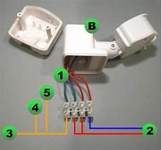 branchement detecteur de mouvement 5825 fiches pratique fabriquer un detecteur de presence pour cing car