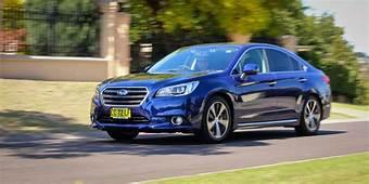 Subaru Liberty Old V New Comparison Fourth Generation 3