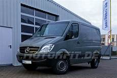 mercedes sprinter w906 allrad optik breitreifen