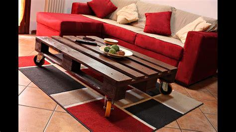 Costruire Un Tavolino Pallet Fai Da Te