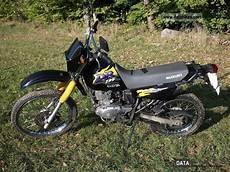 1997 suzuki dr 125 se