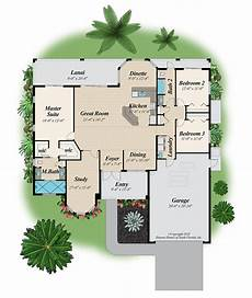 the slater home plan 3 bedroom 2 bath 2 car garage