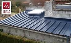 pose bac acier toit plat toiture bac acier deniscohen