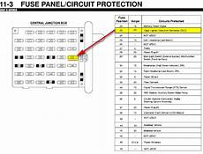 2004 ford e 350 fuse box diagram where is the fuse for the lighter in a ford e350 2001 in the fuse box i do not the fuse