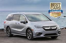 6 Best Minivans For The Money In 2019  US News & World