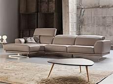 divani design scontati divani con penisola delta salotti modello alex in sconto