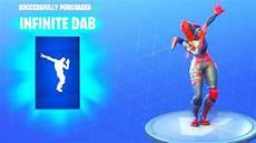 New Criterion Skin Infinite Dab Emote Fortnite Battle