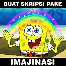 Mentahan Meme Spongebob Lucu Bacot Dan Polosan Gambar