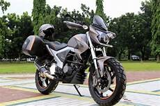Megapro Modif Touring by Motor Sport Modifikasi New Honda Megapro Fi 2014 Model