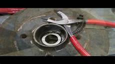remplacement des roulements de roue arri 232 re renault clio