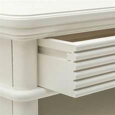 mobile a cassetti mobile classico porta tv in legno laccato bianco