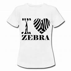 damen t shirt zebra weiss s im onlineshop kaufen zoostyle