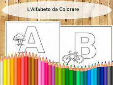 lettere per mamma didattica l alfabeto da colorare mamma e casalinga