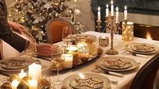 decoration de table de noel pas cher
