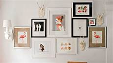 4 tips for hanging a gallery wall southern living