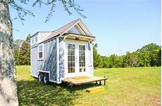 light and bright cottage by free range tiny homes